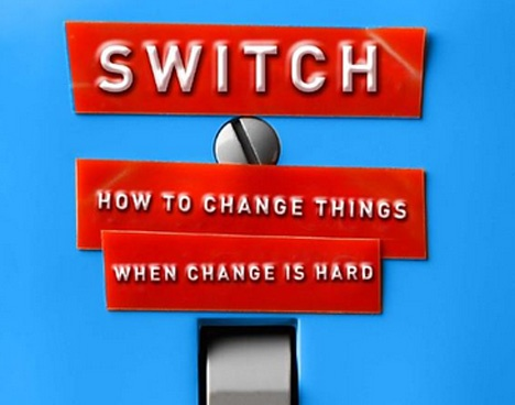 Switch: How to Change Things When Change is Hard | Ha-Mim